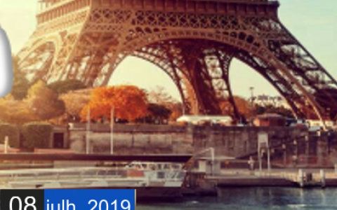 Verão Europeu – Londres – Amsterdam – Bruges – Paris